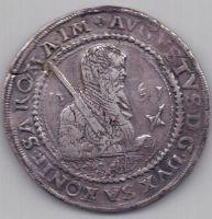 талер 1561 г. Саксония . Германия