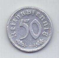 50 пфеннигов 1935 г. F. Германия