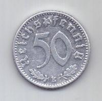 50 пфеннигов 1935 г. Е. Германия