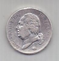 5 франков 1821 г. Франция
