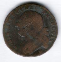 12 денье 1791-1793 г. MA, Франция