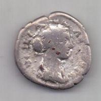денарий (147-161 AD) Фаустина. Рим