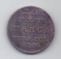 2 гроша 1769 г. Польша