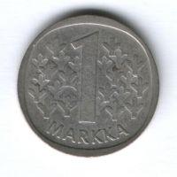 1 марка 1970  г. Финляндия