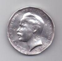 медаль 1894 г. Гессен. Германия. За военные заслуги .