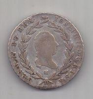 20 крейцеров 1784 г. редкий двор- Е. Австрия