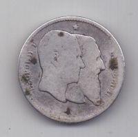 1 франк 1830 -1880 г. Бельгия (редкость)