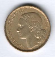 20 франков 1952 г. Франция