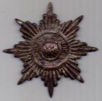 Звезда - кокарда 1807-1862 г. Лейб-гвардия.