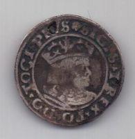 1 грош 1530 г. Пруссия. Германия