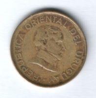 2 песо 1994 г. Уругвай