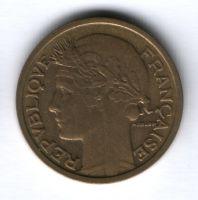 2 франка 1938 г. Франция
