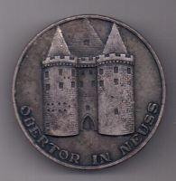 медаль 1973 г. Нойс. Германия