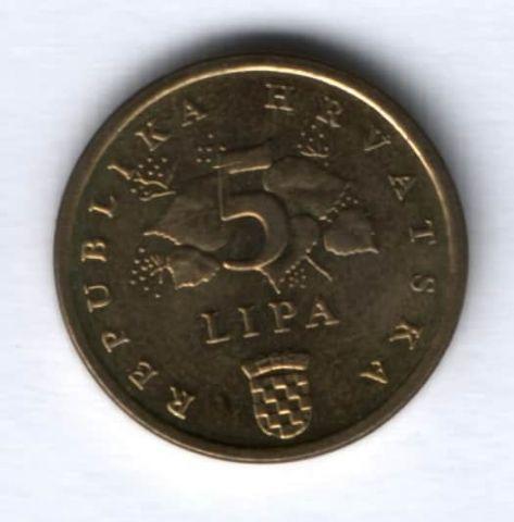 5 лип 2001 г. Хорватия