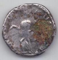 денарий Септимий Север .Рим 193-211 гг.