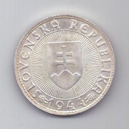 10 крон 1944 г. UNC. Словакия