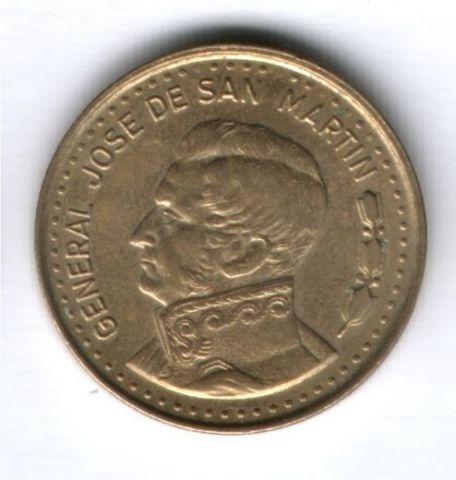 100 песо 1979 г. Аргентина