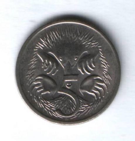 5 центов 2001 г. Австралия