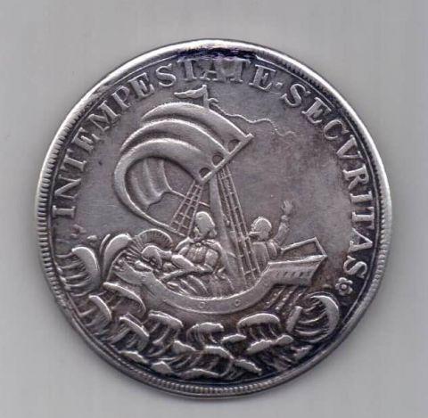 1 талер 1600 е гг.  г. Кремниц