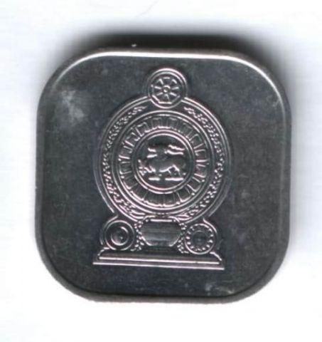 5 центов 1991 г. Шри-Ланка
