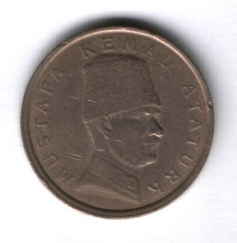 100000 лир 2000 г. Турция