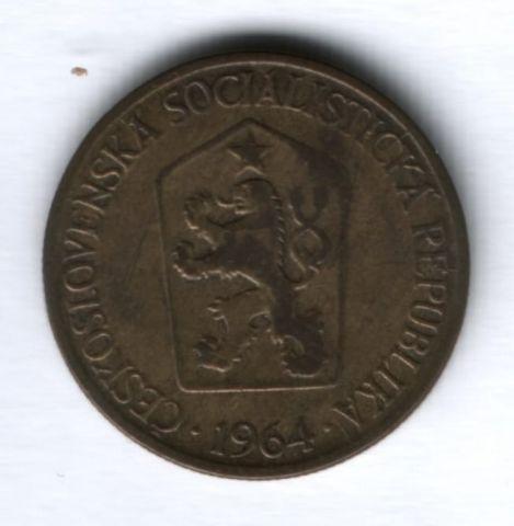 1 крона 1964 г. Чехословакия