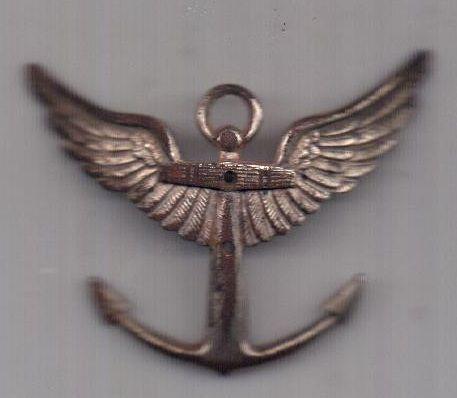 знак до 1917 г. Морской Летчик РИА .